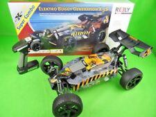 Reely Generation X 3S Brushless 1:8 XS RC Modellauto Elektro Buggy 4 WD +Zubehör