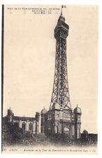 lyon , ascenseur de la tour de fourvière et le restaurant gay -