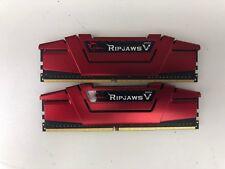 G. SKILL RIPJAWS V 16GB (2 x 8GB) 288-Pin 2400 MHz DDR4 RAM Memory