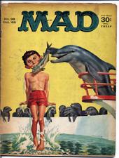 Mad #98 Oct 1965 Silver Age EC Comics Classic Humor Mag