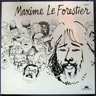 Maxime LE FORESTIER (LP 33 Tours) Saltimbanque - Illustration CABU