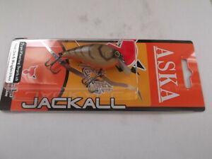 Discontinued Jackall ASKA 50SR,Square Bill,4 Footer, Super Crawfish