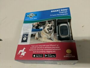 PetSafe Smart Dog Remote Training Collar - Phone App Trainer 75 Yards new nib