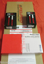 FELPRO HASTING CLEVITE FORD 302 5.0 RE RING REBUILD KIT WITH MAIN BEARINGS 94-01