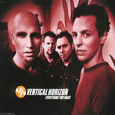 Vertical Horizon - Everything You Want  CD Single 3 Tracks Made in Germany