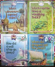 Lot of 4 Ask Me Why You Pick Titles any 4 $14.95 all topics VGC Hardcover