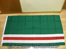 Fahnen Flagge Tschetschenien - 90 x 150 cm