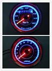 Universal Motorcycle Odometer+ Tachometer Speedometer Speedo meter Tacho Gauge