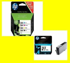 HP 364 5er Pack Photosmart eStation C510a SD534EE CB317EE Photoblack