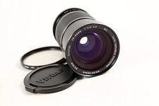 Vivitar 28 - 85mm f 2.8 - 3.8 Variable Focusing Manual Zoom Lens MC