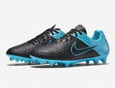 23d364bdb866 Nike Magista Orden Leather FG Soccer Cleats Black Blue SZ 7 ( 759989-004 )