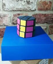 1980s Vintage Rubiks Cube Style barrel twist hexgon  Puzzle vintage 1980s