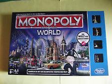 MONOPOLY WORLD von Hasbro