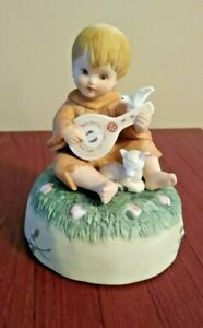 Schmid Little Francis Make Me Instrument of Your Peace Music Box