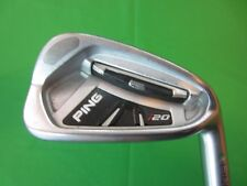 Ping I20 Single 7 Iron Golf Club Green Dot CFS Stiff Flex Steel Shaft Right Hand