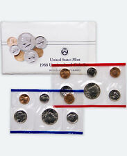 1988 United States US Mint Uncirculated Coin Set SKU1394