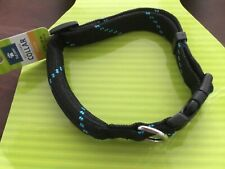 Dog collar Adjustable dog collar by top paw size medium new with tags. Reduced