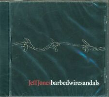 Jeff Jones - Barbed Wire Sandals Cd Sigillato