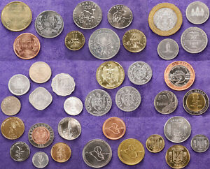 World Uncirculated Coin Sets - Multi Listing - Choose Country
