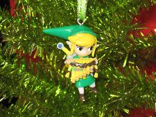 Zelda Mini Anime Christmas Figurine Ornament < Hand Assembled > A