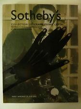 Sotheby 'S CATALOGO, Collection litterarire Pierre Leroy, Pierre Leroy, Surrealism