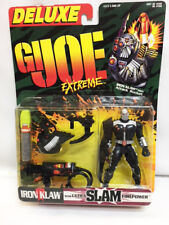 MOC Hasbro Deluxe GI JOE Extreme IRON KLAW Attack Rocket Action Figure 81208