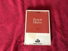 FERRE Léo - Benoît Misère. - 1970 -