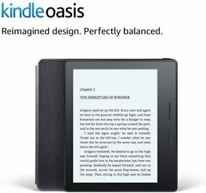 """Amazon Kindle Oasis 2016 (8th Gen) 6"""" High-Resolution, Built-In Light, Wi-Fi"""