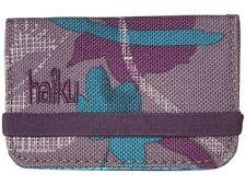 Haiku Bags Rfid Passport Sleeve - Flower Fall Print - Made From Recycled Plastic