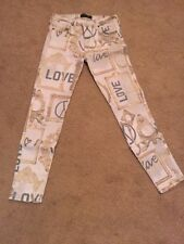 River Island Ripped, Frayed Slim, Skinny L32 Jeans for Women