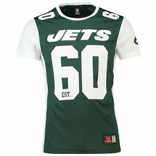 NFL New York Jets Poly Mesh T Shirt Mens Small Official Jersey