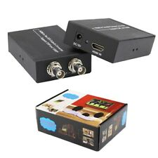 HDMI to SDI Converter 3G-SDI/HD-SDI HD Signal 1 in 2 out @60Hz Converter Scaler