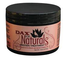 Dax for Naturals Protein Treatment Moisture Strengthen Anti Breakage Hair 7.5oz