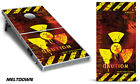 Custom Cornhole Wrap for Bean Bag Toss Game Corn Hole Vinyl Decal Sticker MLTDWN