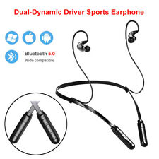Stereo Wireless BT-5.0 In-Ear Headphone Earbud Handsfree For iPhone Andriod Ipad