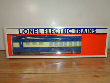 "LIONEL O GAUGE # 6-19000 BLUE COMET ""GIACOBINI"" DINING CAR - NEW IN BOX"