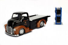 Jada Just Trucks - 1952 Chevy® Coe Flatbed (Black)