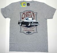 New GM Chevy Tee Timeless Classic Truck Chevrolet Men's Vintage Throwback shirt