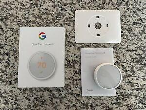 Nest Thermostat E w/ Temperature Sensor