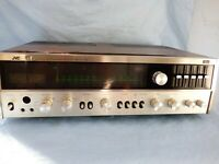 Retro JVC 4VR-5446 CD4 Quadrophonic Receiver OCL Amplifier Analogue Indicators