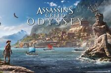 ASSASSIN'S CREED ODYSSEY - SEA POSTER - 22x34 VIDEO GAME 17084