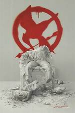 """Hunger Games :Mockingjay pART 2 Advance B Two Sided 27""""x40' inch Movie Poster"""