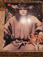 Ozzy Osbourne No Rest Tour Program 1988 Signed Zakk Wylde