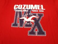Cozumel Mexico  T shirt  beach cruise resort   XL   U9