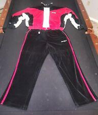 Vintage NBA FUBU Athletic Velour Track Suit