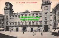 R487848 18. Alicante. Casas Consistoriales. 1691. Fototipia Thomas. Barcelona