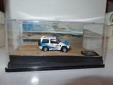 Hachette 1/72 Scale Mitsubishi Pajero 2001 Paris Dakar Rally Diorama Cracked Box