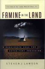 Famine in the Land-ExLibrary