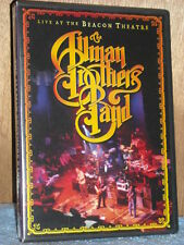 The Allman Brothers Band - Live At The Beacon Theatre (DVD, 2003, 2-Disc Set,...