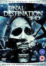 The Final Destination 3D [DVD] [2009] Special Edition New Sealed